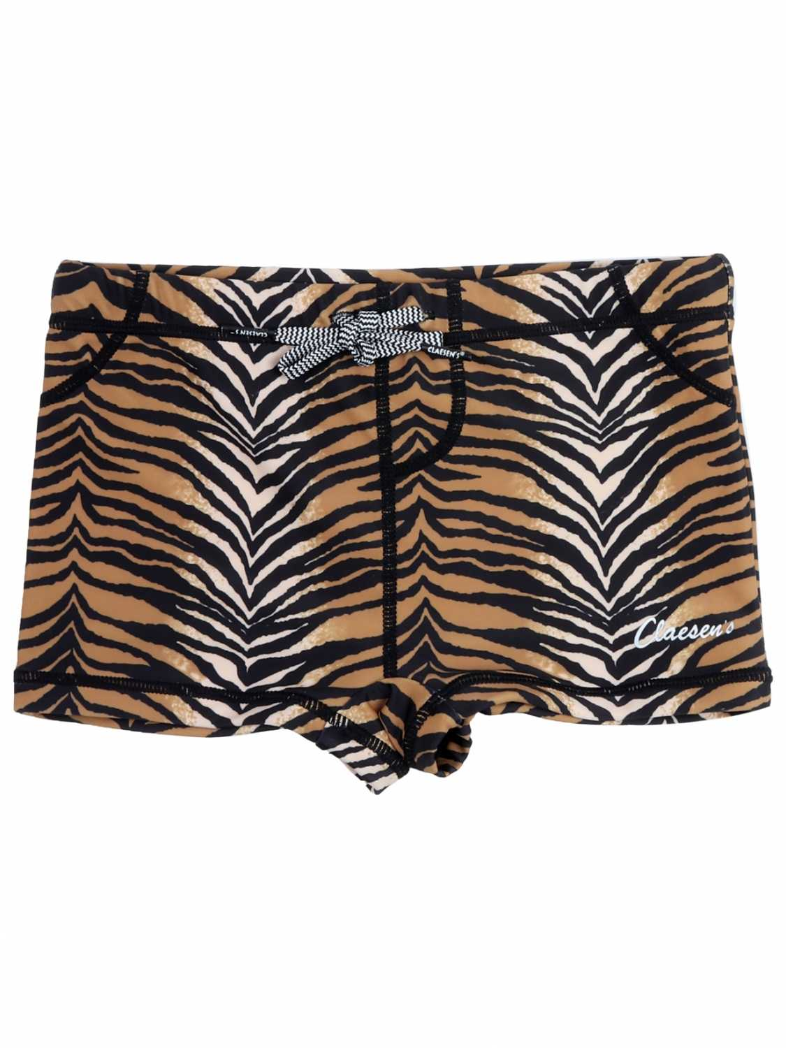 claesens Zwembroek  - All Over Print - Micro polyester/spandex