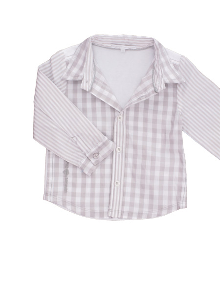 Gymp Baby Blouse lange mouw