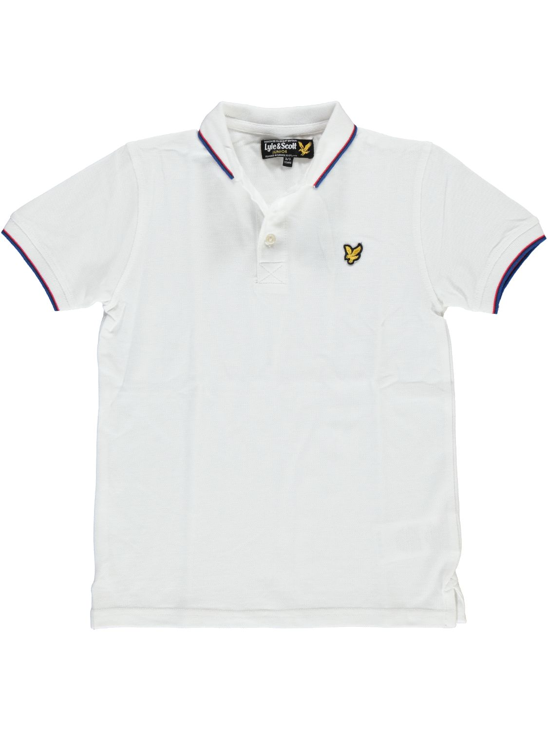 Lyle Scott Polo korte mouw