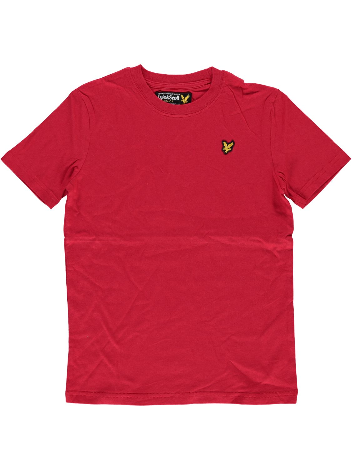 Lyle Scott Shirt korte mouw