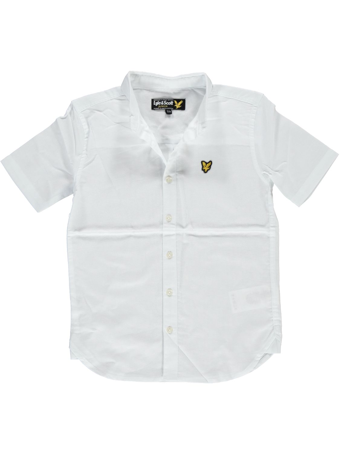 Lyle Scott Blouse korte mouw