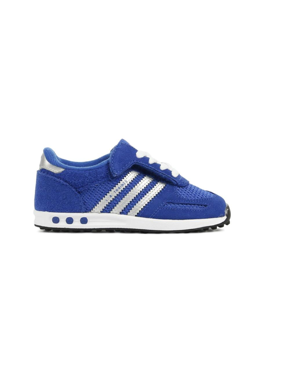 Jongens-adidas Originals Sneakers Stof