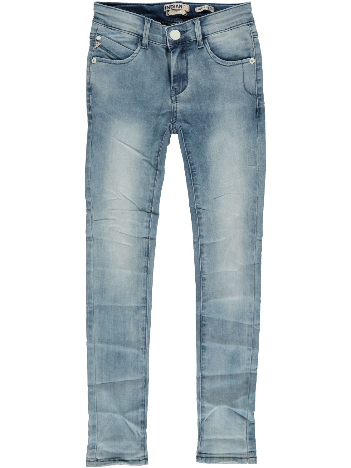 Indian Blue Jeans Lange broek