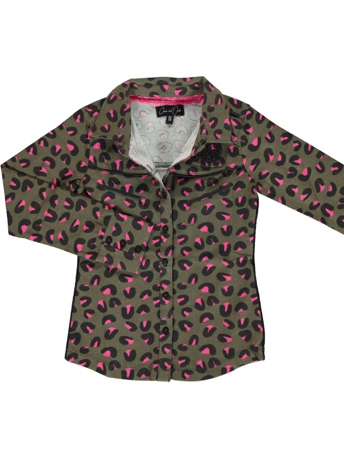 Chaos and Order Blouse lange mouw