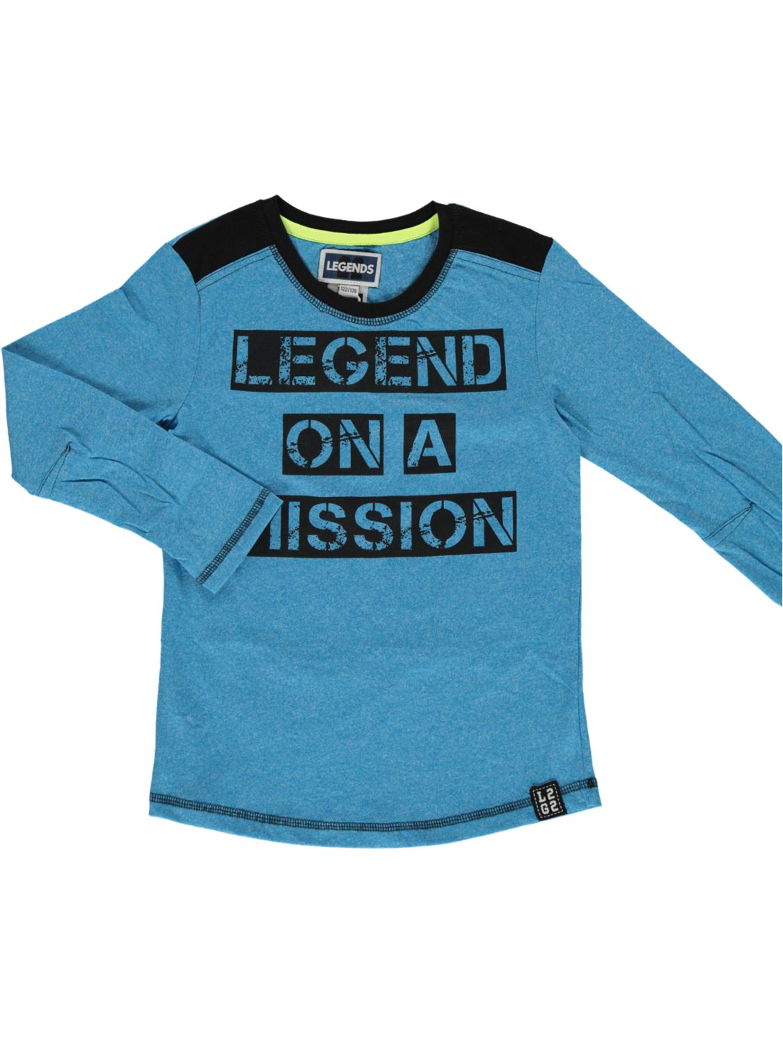 Legends 22 Shirt lange mouw