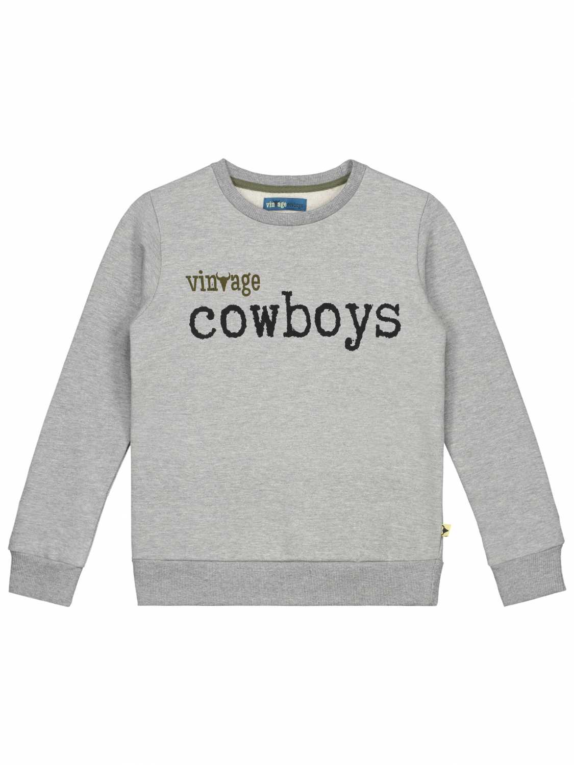 Vintage Cowboys Sweater